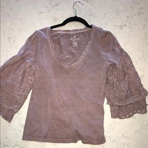 """American Eagle """"Soft and Sexy"""" Casual Top"""
